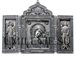Складень серебряный подарки сувениры