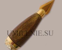 Копие малое с деревянной ручкой