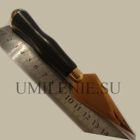 Копие девятичинное с эбонитовой ручкой