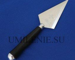 Копие гравированное, эбонитовая ручка с металлическими вставками, лезвие из медицинской нержавеющей стали.