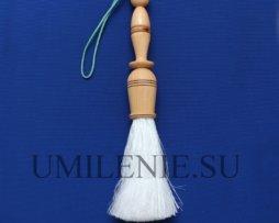 Кропило с деревянной ручкой
