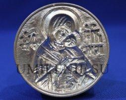 Печать для просфор в серебрении