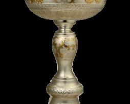 Потир серебряный на 1,5 литра с эксклюзивной гравировкой