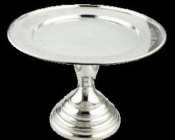 Дискос латунный в серебрении