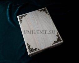 Футляр деревянный для наперсного креста