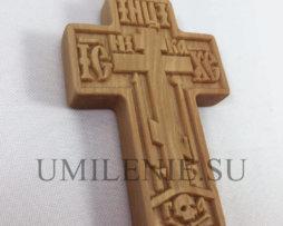 Крест параманный деревянный