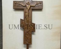 Распятие на крестный ход