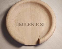 Блюдо для агнца деревянное