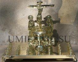 Крышка панихидного стола на 20 свечей