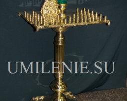 Панихидный стол на 40 свечей