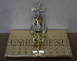 Крышка панихидного стола на 60 свечей